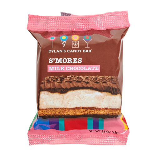 Milk Chocolate S'mores - Dylan's Candy Bar