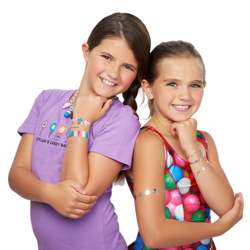 Colorful Candy Tattoos - Dylan's Candy Bar