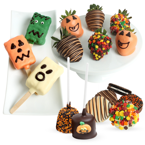 Halloween Belgian Chocolate-Covered Indulgence - Dylan's Candy Bar