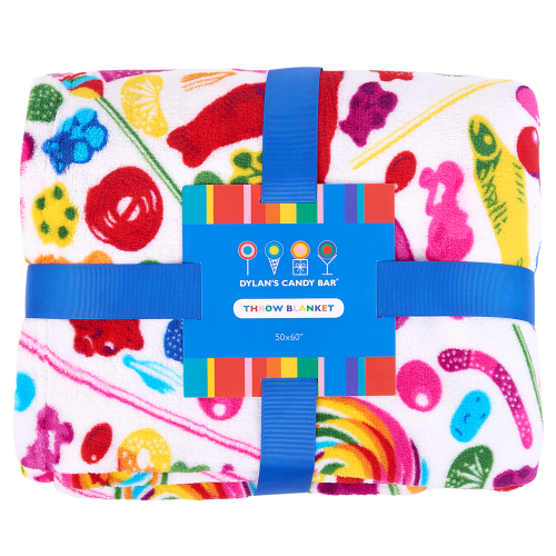 Dylan's Candy Bar Signature Throw Blanket - Dylan's Candy Bar