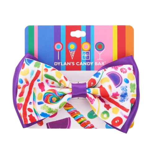 Candy Spill Hair Bow - Dylan's Candy Bar
