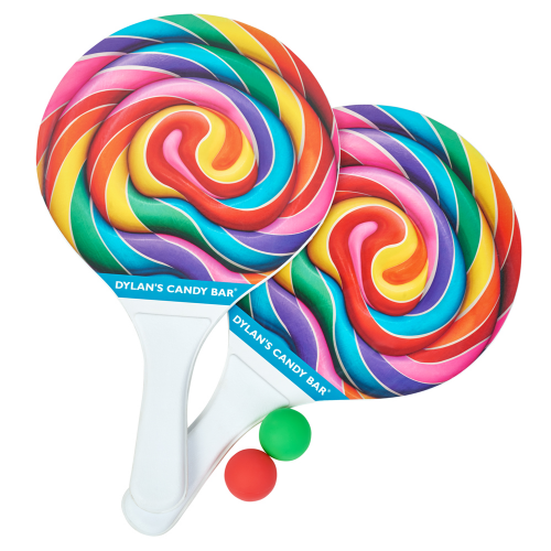 Dylan's Candy Bar Beach Paddle Ball Set - Dylan's Candy Bar
