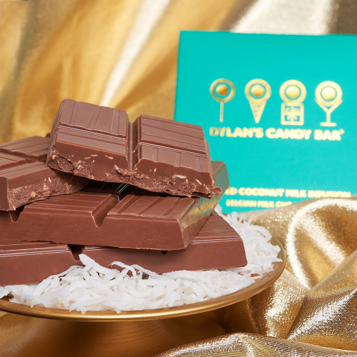 Gold Collection Toasted Coconut Milk Infusion Bar - Dylan's Candy Bar