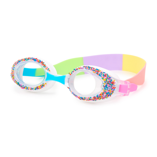 Dylan's Candy Bar Signature Sprinkle Swim Goggles - Dylan's Candy Bar
