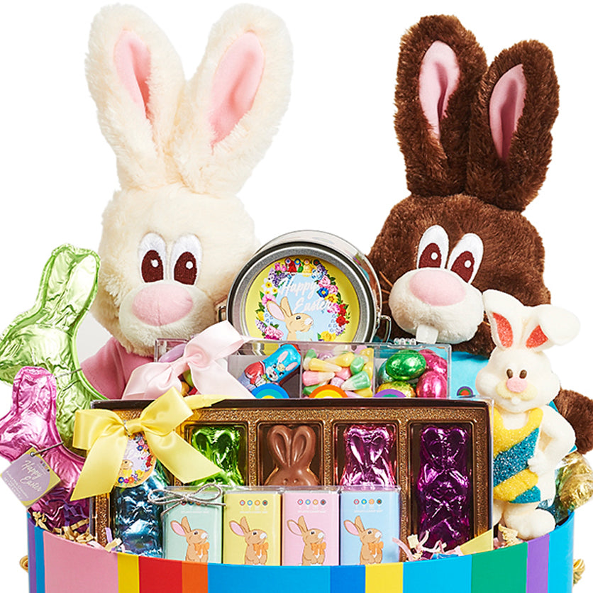Easter Extravaganza Signature Deluxe Hat Box - Dylan's Candy Bar