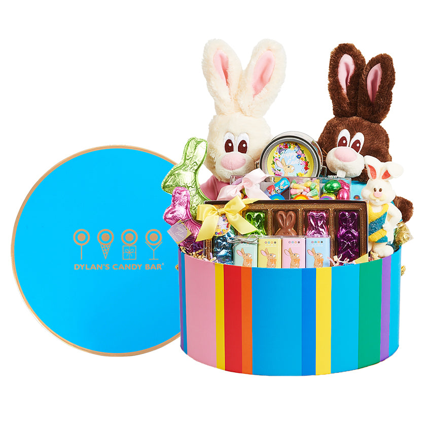 Easter Extravaganza Signature Deluxe Hat Box
