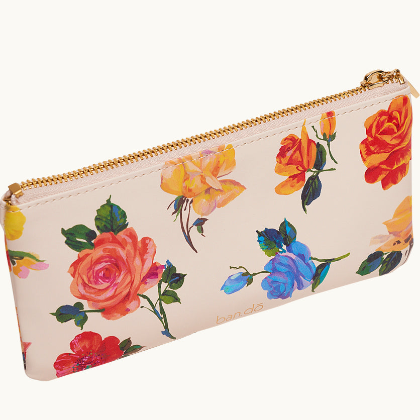 Garden Blooms Pencil Pouch