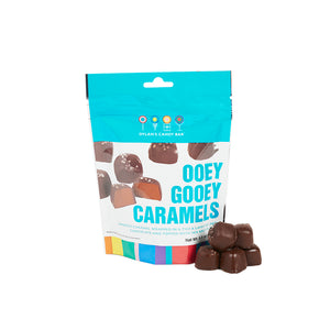 Ooey Gooey Caramels Grab-and-Go Pouch - Dylan's Candy Bar