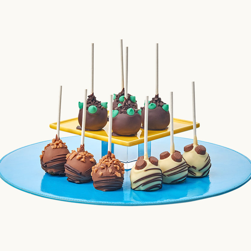 Belgian Chocolate Covered Candy Cake Pops - Dylan's Candy Bar