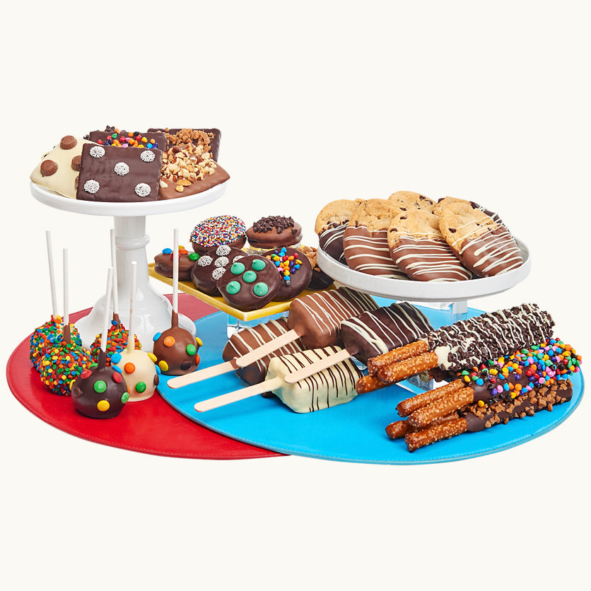 Belgian Chocolate Covered Extravaganza - Dylan's Candy Bar