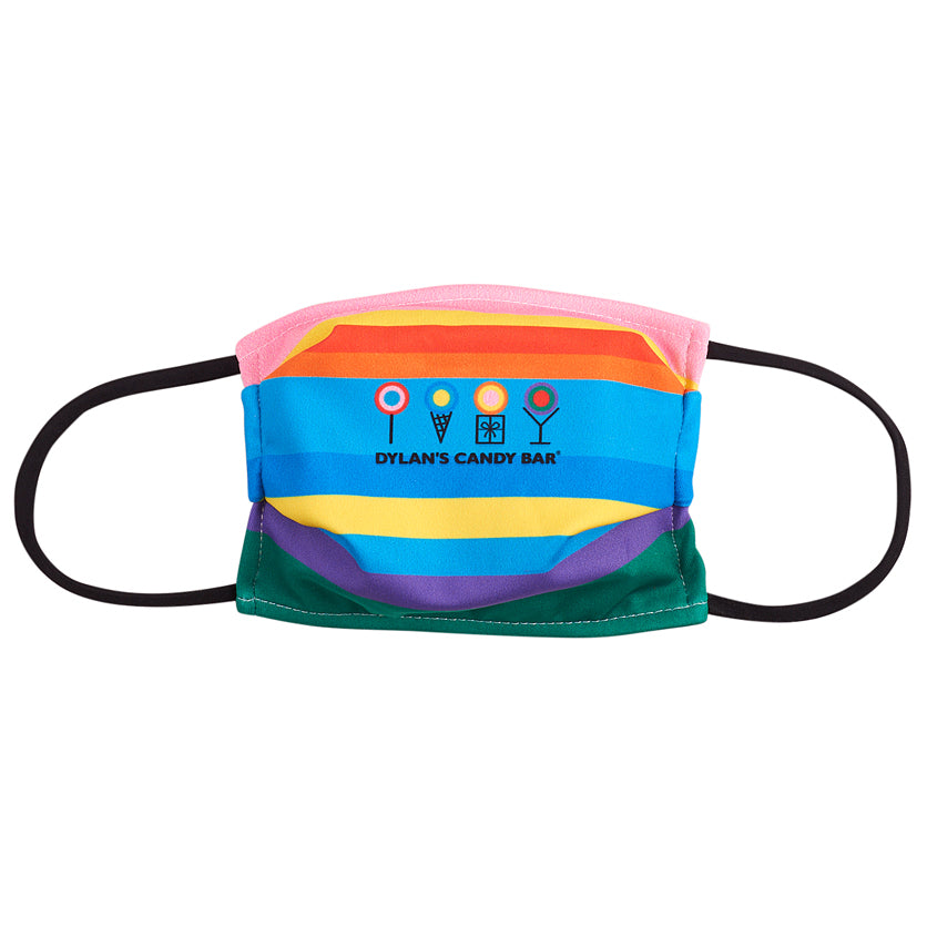 Dylan's Candy Bar Stripe Face Mask - Dylan's Candy Bar