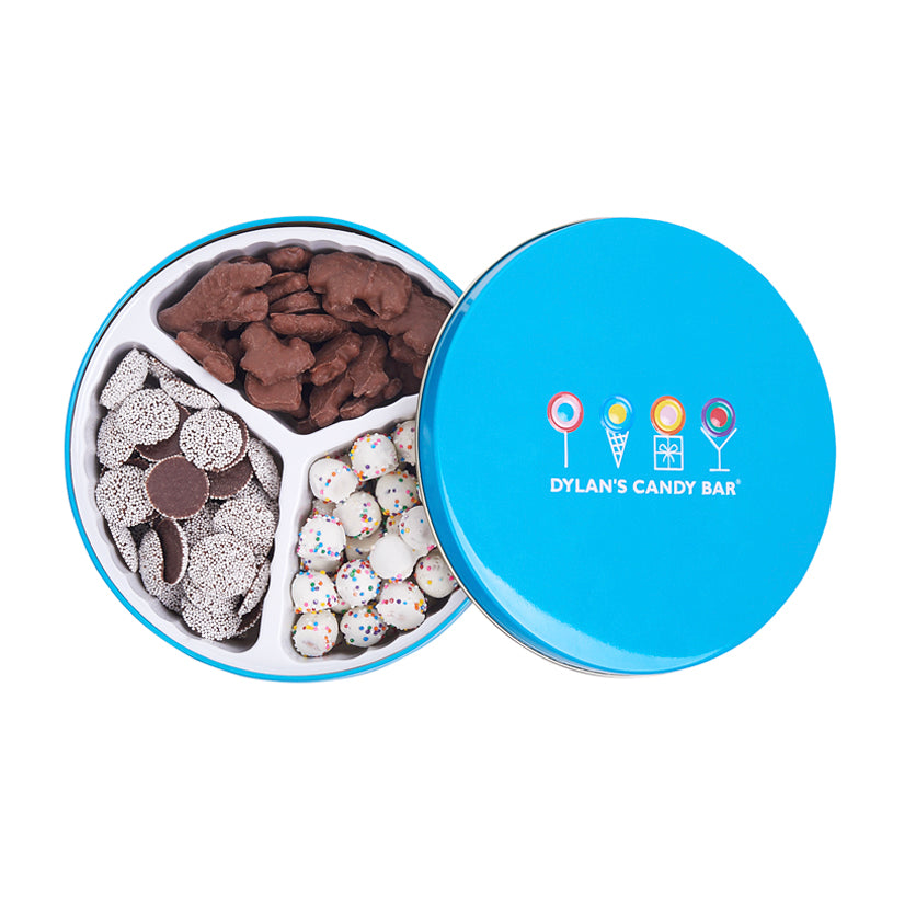 Chocolate Trio Tin - Dylan's Candy Bar