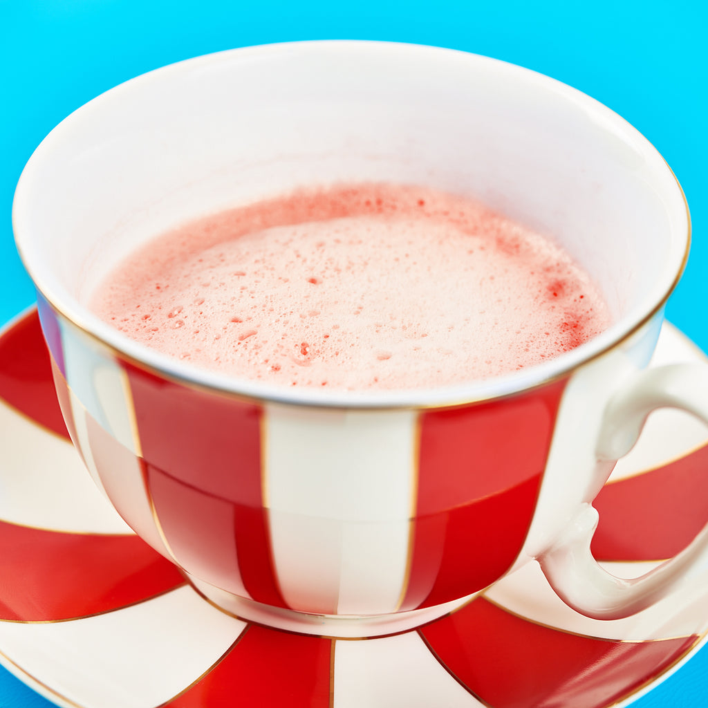 Mystery Christmas Color Changing Hot Chocolate - Red - Dylan's Candy Bar