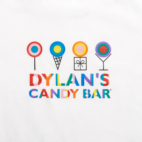 Long Sleeve Dylan's Candy Bar Logo Tee (Women) - Dylan's Candy Bar