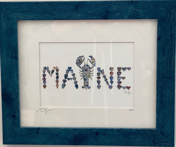 Maine Lobster by Love Rocks Me