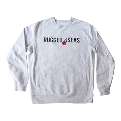 Rugged Seas Crewneck Sweatshirt