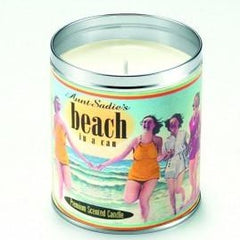 Beach-in-a-Can Candle by Aunt Sadie's