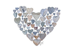 Love Rocks Me Cards