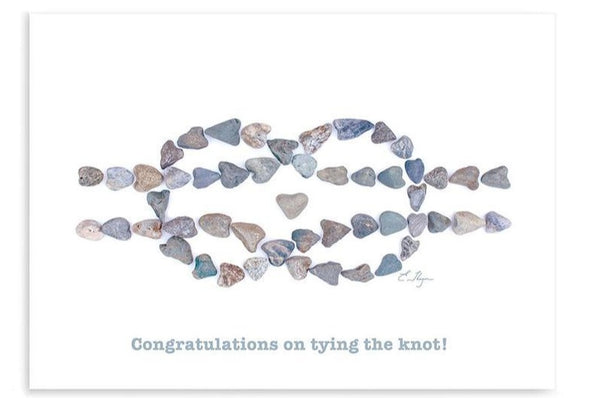 Tying the Knot card by Love Rocks Me