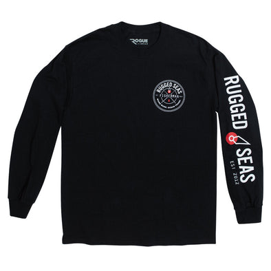 Rugged Seas Long Sleeve Tee