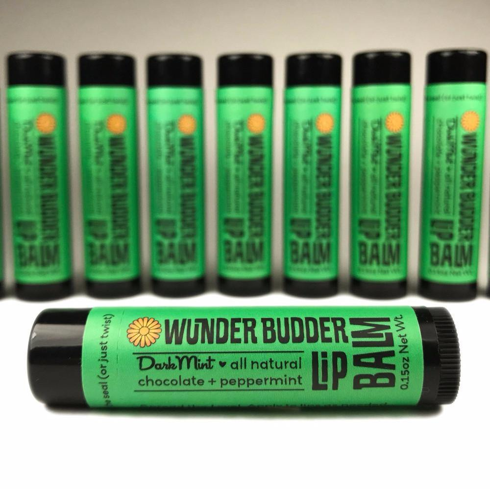 Chocolate Mint Lip Balm Lip Balm Wunder Budder