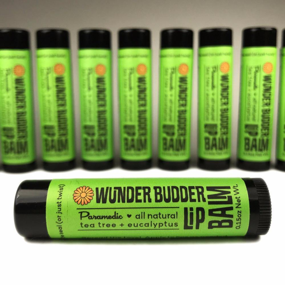 Tea Tree Lip Balm Lip Balm Wunder Budder