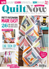 Quilt Now Magazine - Issue 15 - September 2015 for Quilt Now