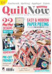 Quilt Now Magazine - Issue 13 - July 2015 for Quilt Now