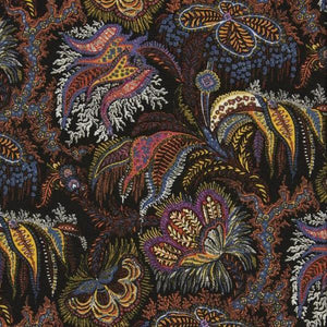 Paisley Corals Tana Lawn in A