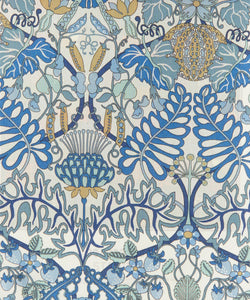 036302105C Morris' Allotment Tana Lawn in C from Liberty of London at Pink Castle Fabrics