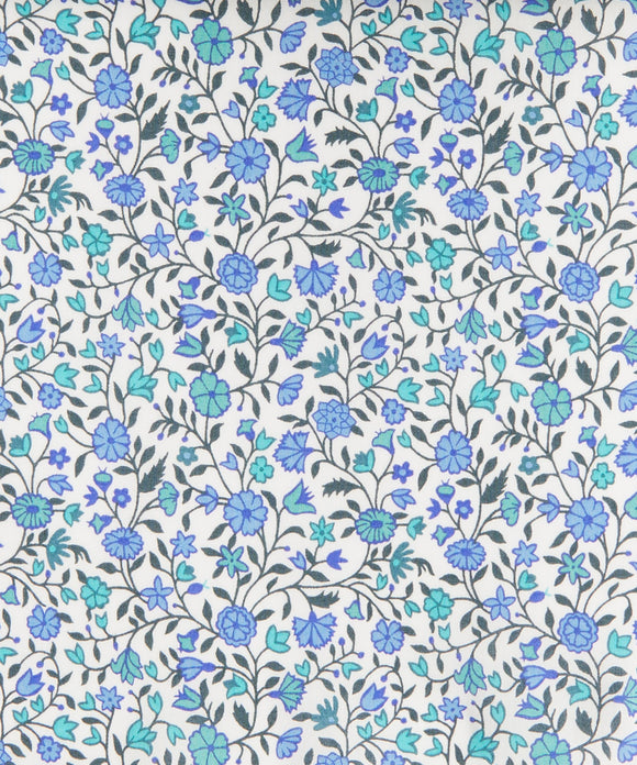 036302141B Queen's Gallery Tana Lawn in B from Liberty of London at Pink Castle Fabrics