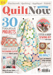 Quilt Now Magazine - Issue 09 - March 2015 by Emma Jansen for Quilt Now