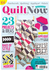 Quilt Now Magazine - Issue 08 - February 2015 by Emma Jansen for Quilt Now