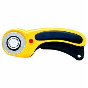 Olfa Deluxe 45 mm Ergo Rotary Cutter