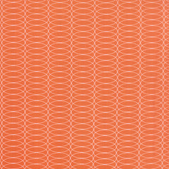 For You Circulating in Orange from One Room Schoolhouse by Zen Chic for Moda
