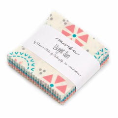 Bright Sun - Mini Charm from Valley by Sherri & Chelsi for Moda
