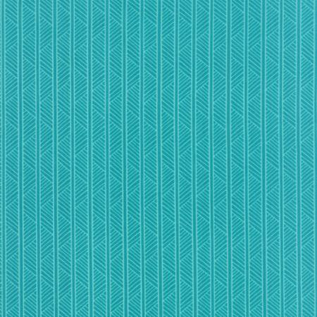 Bright Sun Weave in Turquoise