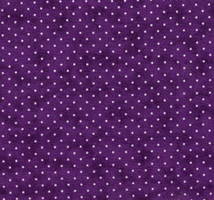 Essential Dot in Purple from Essential Dots by Moda House Designers  for Moda