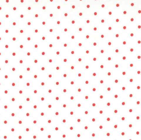 Essential Dots in White and Red