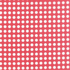 Gooseberry Polka Dots in Berry from Gooseberry by Lella Boutique for Moda