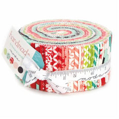 Handmade Jelly Roll® from Handmade by Bonnie and Camille for Moda