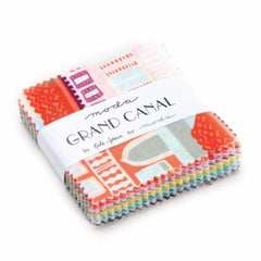 Grand Canal - Mini Charm from Grand Canal by Kate Spain for Moda