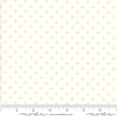 Sugar Pie Sprinkle in White from Sugar Pie by Lella Boutique for Moda