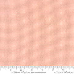 30s Playtime Cross Stitch in Pink from Story by Chloe's Closet for Moda
