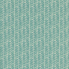 Honeymoon Palm in Dusty Blue from Honeymoon by Sarah Watts for Cotton+Steel
