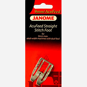 Acufeed Straight Stitch Foot (202102005)