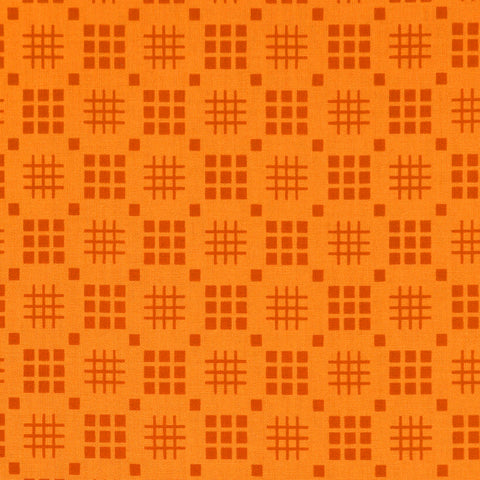 Lattice in Orange