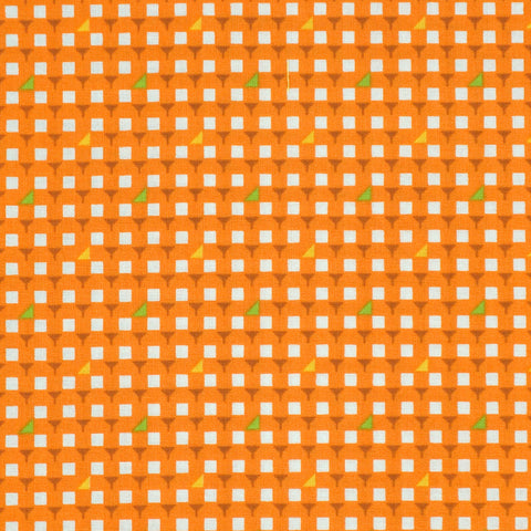 Tablecloth in Orange