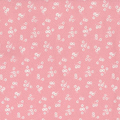 Kitchen Sink XI Flowers and Dots in Pink from Everything But The Kitchen Sink XI by Yuko Hasegawa for Moda