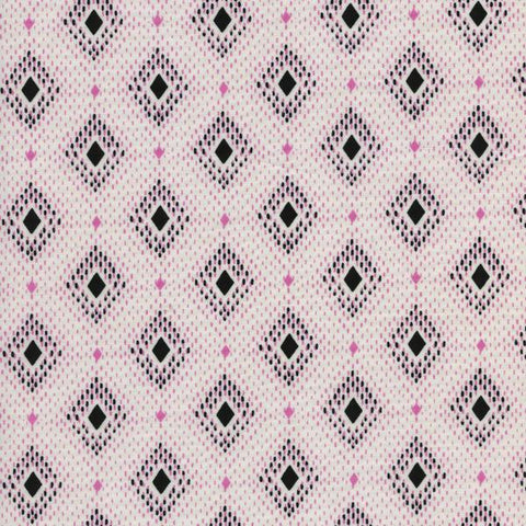 Lucky Strikes Nine Pin Lawn in Pink